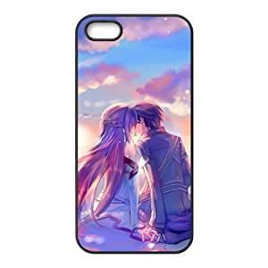 Sweet romantic lover Cell Phone Case for iPhone 5S