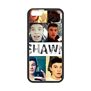 iphone6 plus 5.5 inch case(TPU), shawn mendes Cell phone case Black for iphone6 plus 5.5 inch - HHKL3330114