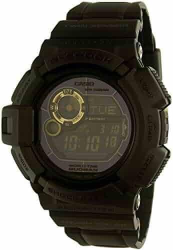 c1c2f35eb24b Casio G Shock G9300GB-1 Tough Solar Mudman Men s Digital Watch (Black)