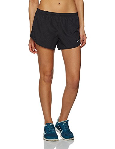Nike Dri‑Fit 3 Inch Modern Embossed Tempo Short Womens Style: 831281-010 Size: L