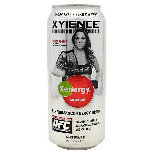 Xyience Xenergy Cherry Lime - 12 - 16 fl oz Cans