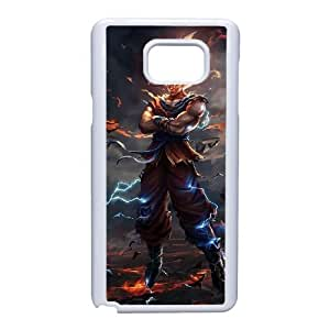 Samsung Galaxy Note 5 Phone Case White Dragon ball z super NLG7830726