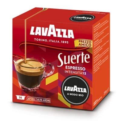 Lavazza - 180 cápsulas de café de Forma Mon Suerte: Amazon.es: Hogar