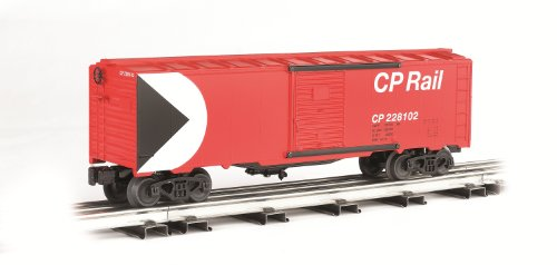 Williams By Bachmann Trains 40' Scale Box Car - Cp Rail - O ()