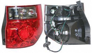03-05 HONDA ELEMENT TAIL LIGHT RH (PASSENGER SIDE) SUV (2003 03 2004 04 2005 05) H730163 33501SCVA01