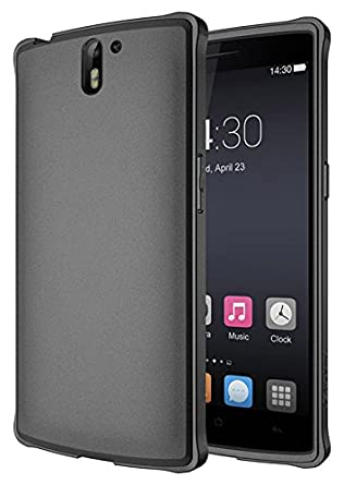huge selection of d9570 a3b72 Diztronic Ultra TPU Case for OnePlus One - Full Matte Charcoal Gray