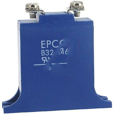 - TVS Varistor, 460 V, 615 V, HighE Series, 615 V, Block, Metal Oxide Varistor (MOV)