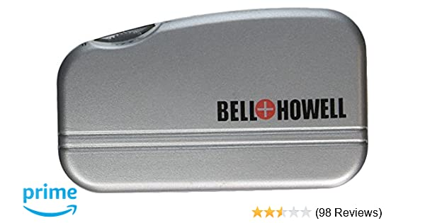 Amazon.com: Sonic Earz Personal Sound Amplifier By Bell and Howell. Listen up What Other People Are Talking: Health & Personal Care