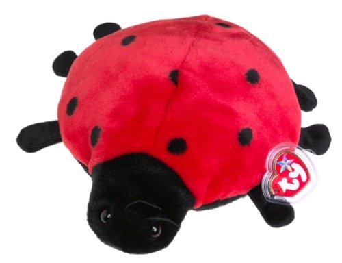 Ty Beanie Buddies - Lucky the Ladybug Buddy