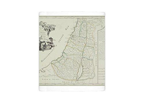 - Mug of Antique map of Israel (13609415)
