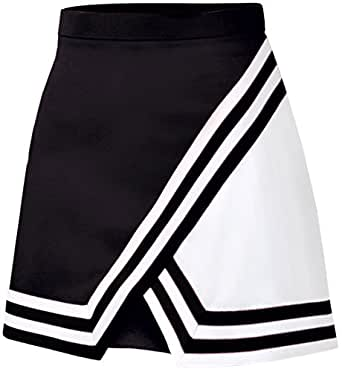 Double Knit Panel Skirt Black X-Small