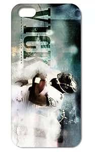 The NFL stars Michael Vick from Philadelphia Eagles team custom design case cover for iphone 5 5S