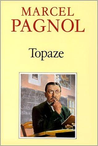 Book Topaze