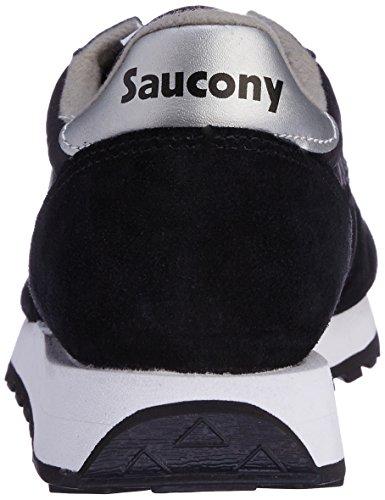 Saucony Fitness homme Baskets Nero pour Silver Black Z7qfBZx
