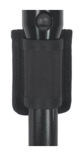 Gould & Goodrich X676-2 Flashlight Holder, Black, Size 2 (Flashlight Holder Polystinger)