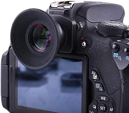Serounder Lupa de Enfoque Fijo para cámara réflex Digital de 1,5 ...