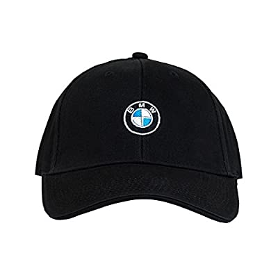 BMW Roundel Cap - Black