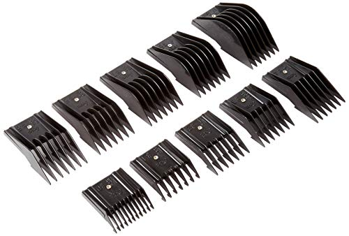 Oster 76926-900 10 Universal Comb Set Attachments Guide ()