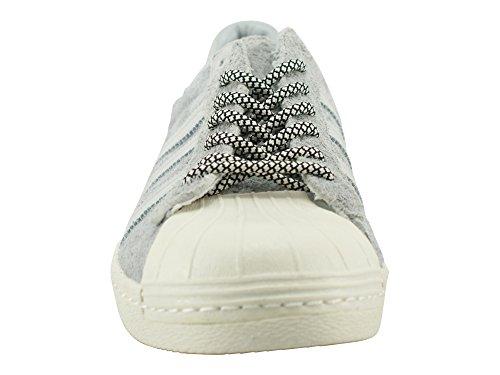 Calzado deportivo para hombre, color gris , marca ADIDAS ORIGINALS, modelo Calzado Deportivo Para Hombre ADIDAS ORIGINALS SUPERSTAR 80s Gris Grau Weiß