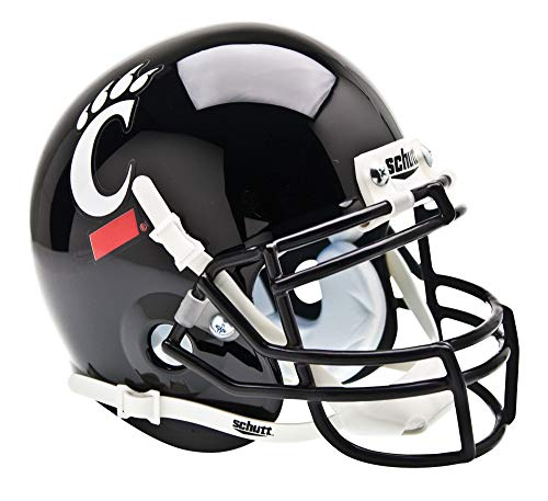 NCAA Cincinnati Bearcats Collectible College Football Mini Helmet, Classic
