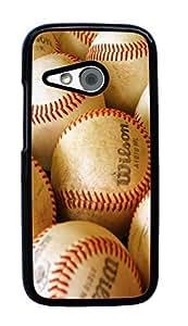 Hard Case for HTC One Mini 2 / HTC One Remix / HTC M8 Mini (MLB Baseball)