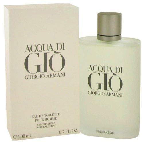 Acqua Aqua Di Gio By [Ġiorgio Ärmani] EDT Spray For Men 6.7 Oz.
