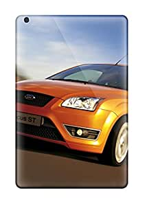 Quality AlisonMichellePratt Case Cover With Ford Focus St 3 Blue Sky Orange Road Grey Speeding Motion Cars Ford Nice Appearance Compatible With Ipad Mini/mini 2
