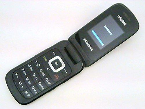 Samsung Denim Flip Phone SGH-A207 (Cricket) Prepaid No Contract by Samsung