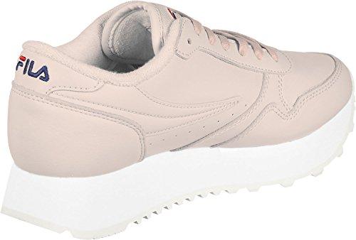 Fila Scarpe Da Donna / Sneaker Heritage Orbit Zeppa Low Pink