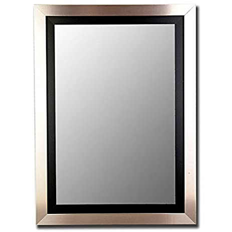 modern decorative wall mirror 38 x 48 inches - Modern Decorative Wall Mirrors
