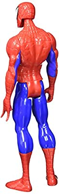 Marvel Spider-Man Titan Hero Series Spider-Man Figure by Hasbro