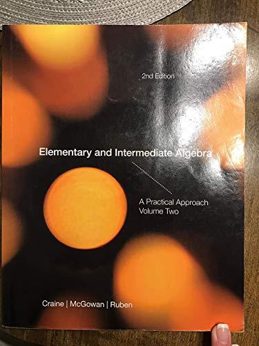 ELEMENTARY+INTERMED.ALG.,V.2.>