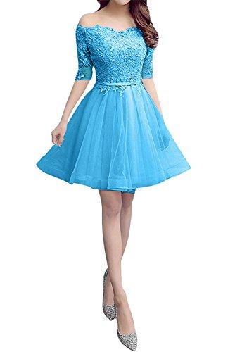 TOSKANA BRAUT - Vestido - trapecio - para mujer azul-1