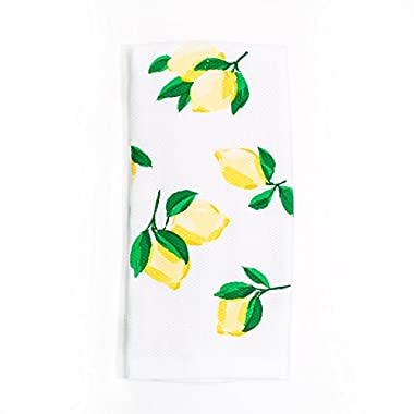 Kate Spade Make Lemonade Multi Kitchen Towel 17x28