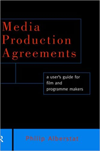 Media production agreements a users guide for film and programme media production agreements a users guide for film and programme makers blueprint series amazon philip alberstat books malvernweather Image collections