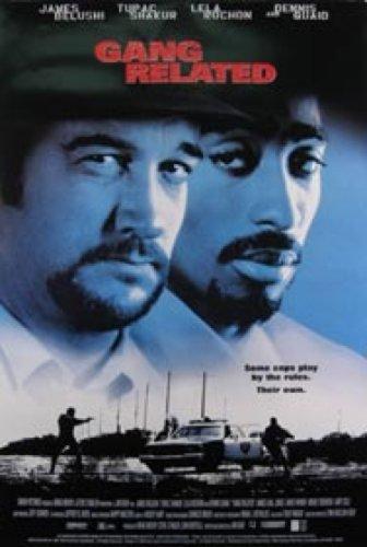(Gang Related Video 27X40 Tupac Shakur Poster)