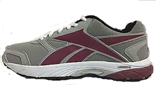 white 6 Usa Running Triplehall pink 5 Reebok grey V54151 37 qvW6Xqw8d