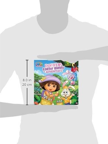 Dora's Easter Bunny Adventure (Dora the Explorer) (Pictureback(R)) by Nickelodeon (Image #1)