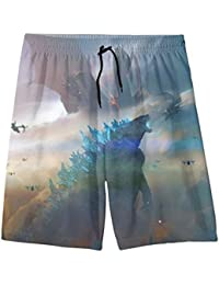 1be17ae476 Teen Boys Summer Casual Swim Trunks Quick Dry Surf Board Shorts Beachwear  Pants