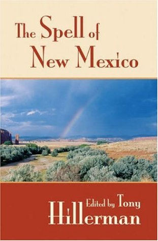 Book: The Spell of New Mexico by Tony Hillerman