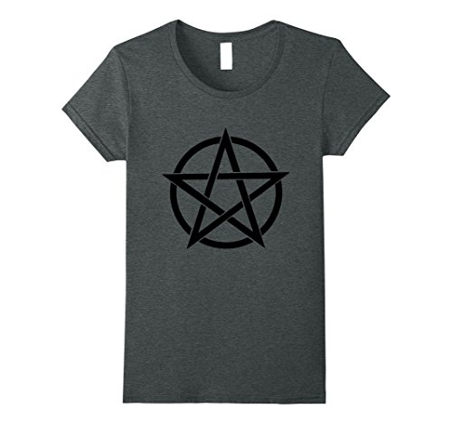Womens Witchcraft Halloween Costume T-Shirt Medium Dark Heather (Witchcraft Clothes)