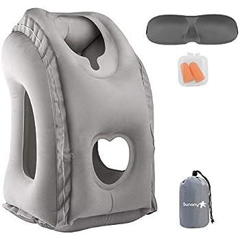 Amazon.com: HAIYANLE COUKONG Travel Pillow, Multifunction