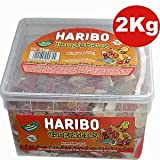 Haribo Tangfastics Tub (2kg)