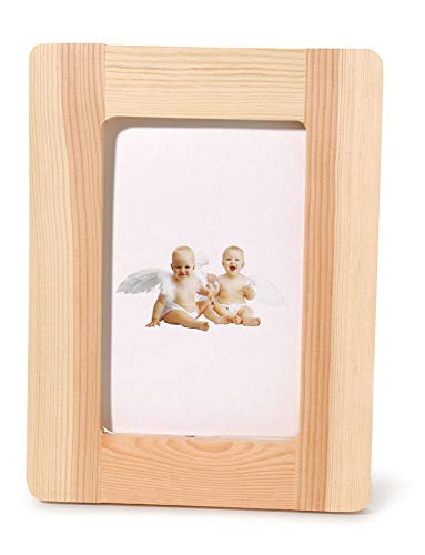 Frame - Wood -Holds  4 x 6 inches Picture