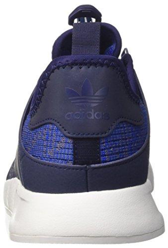 PLR X Dark Blue Bleu Homme White adidas Basses Ftwr Dark Blue 7wTH5Xqx