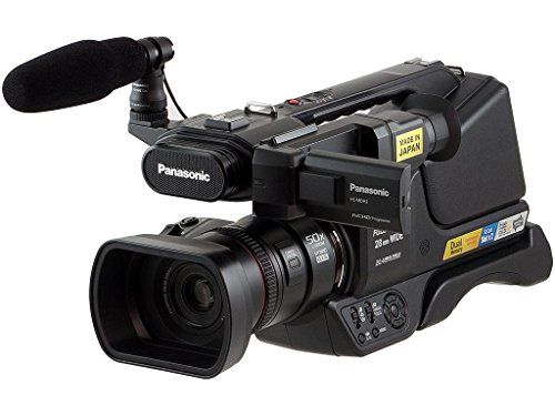 Panasonic HC-MDH2 AVCHD HCMDH2 Shoulder Mount Camcorder (PAL) by Panasonic