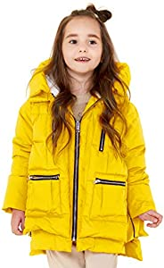 Orolay Children Hooded Down Coat Girls Quilted Puffer Jacket Boys Winter Jackets