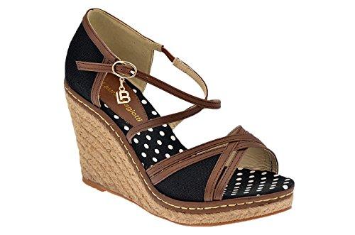 424 Mulheres Cunha Recém Das Sapatos gr Biagiotti 36 Laura Uq56ZfT5