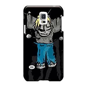 EricHowe Samsung Galaxy S5 Mini Protector Hard Phone Covers Support Personal Customs High-definition Korn Pattern [DXs2037arCB]