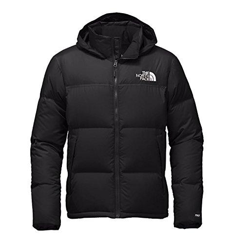 - The North Face Men's Novelty Nuptse Jacket TNF Black/TNF Black X-Small